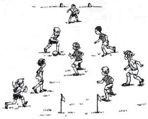 4 vs 4 game