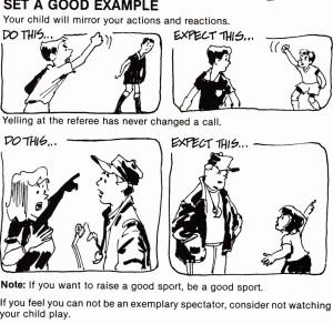 Set a Good Example