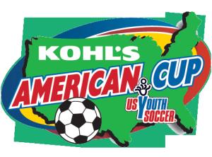Kohls America Cup logo